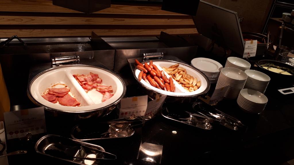 シェラトン・グランデ・オーシャンリゾート PINE TERRACE 朝食ブッフェ