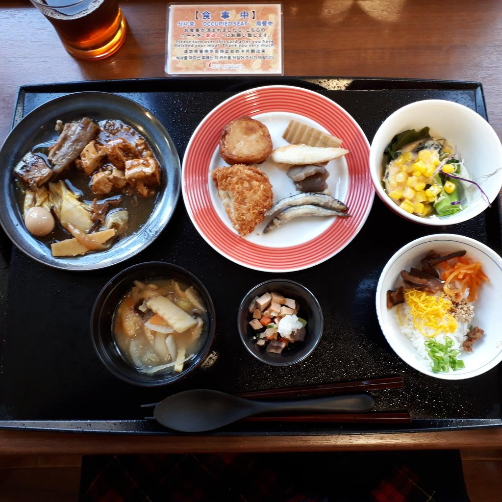 ホテル法華クラブ鹿児島 朝食