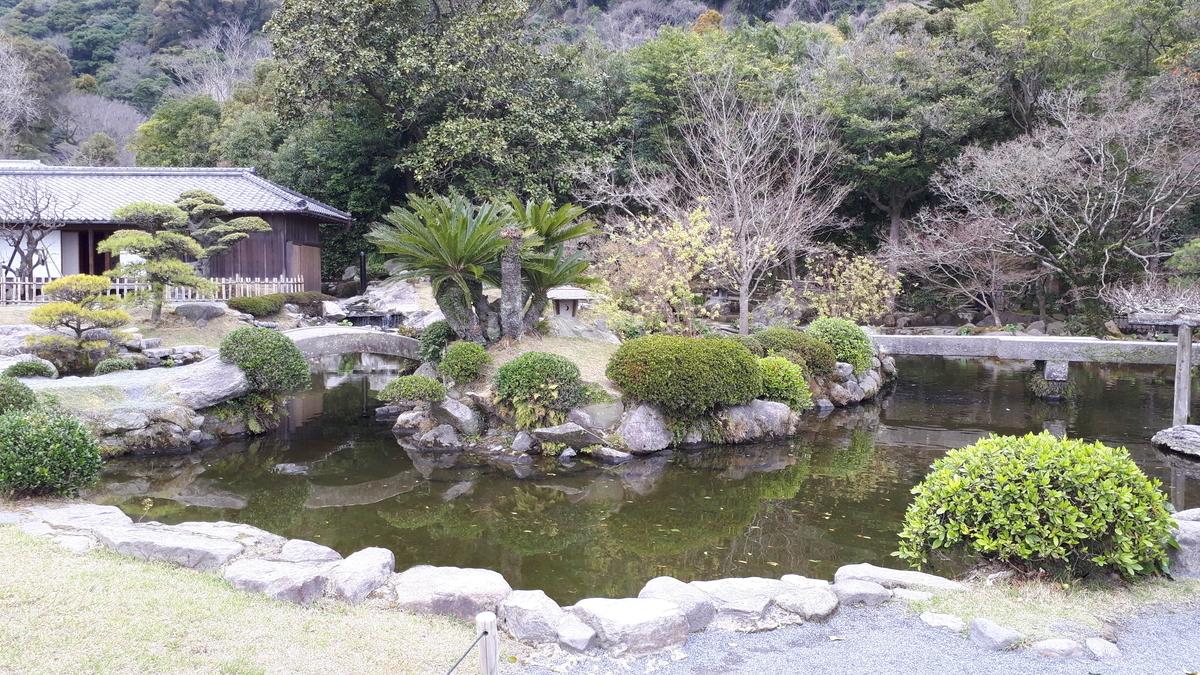 仙厳園 庭園
