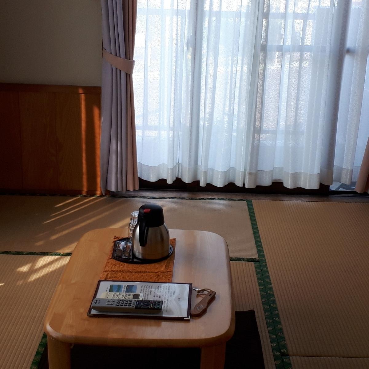 指宿 民宿たかよし 部屋