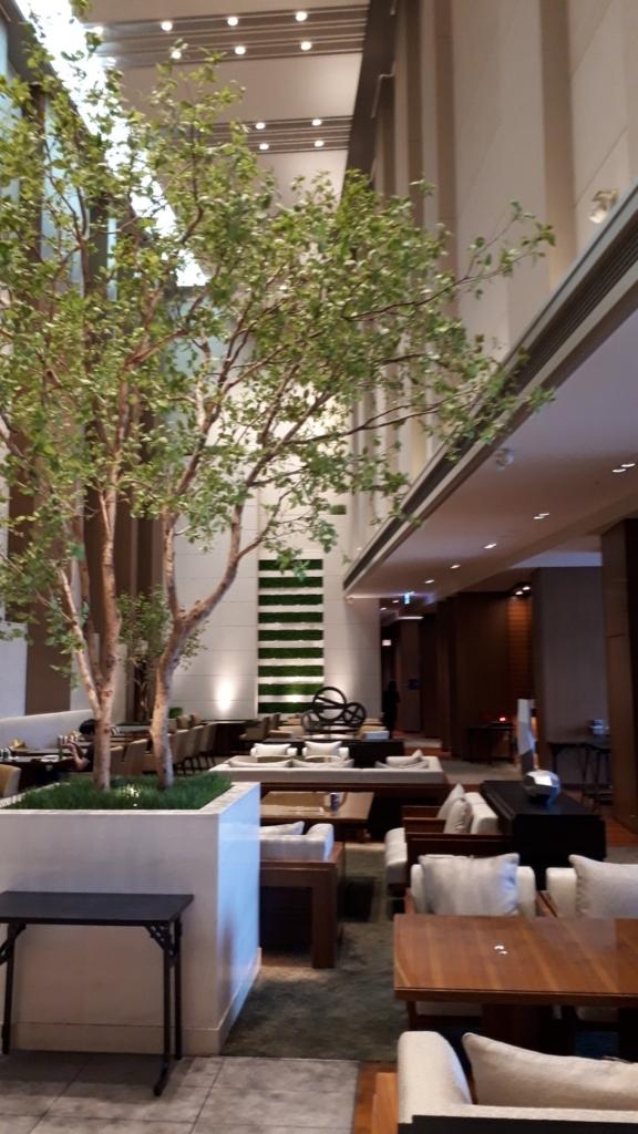大阪マリオット都ホテル あべのハルカス 38階 クラブラウンジ