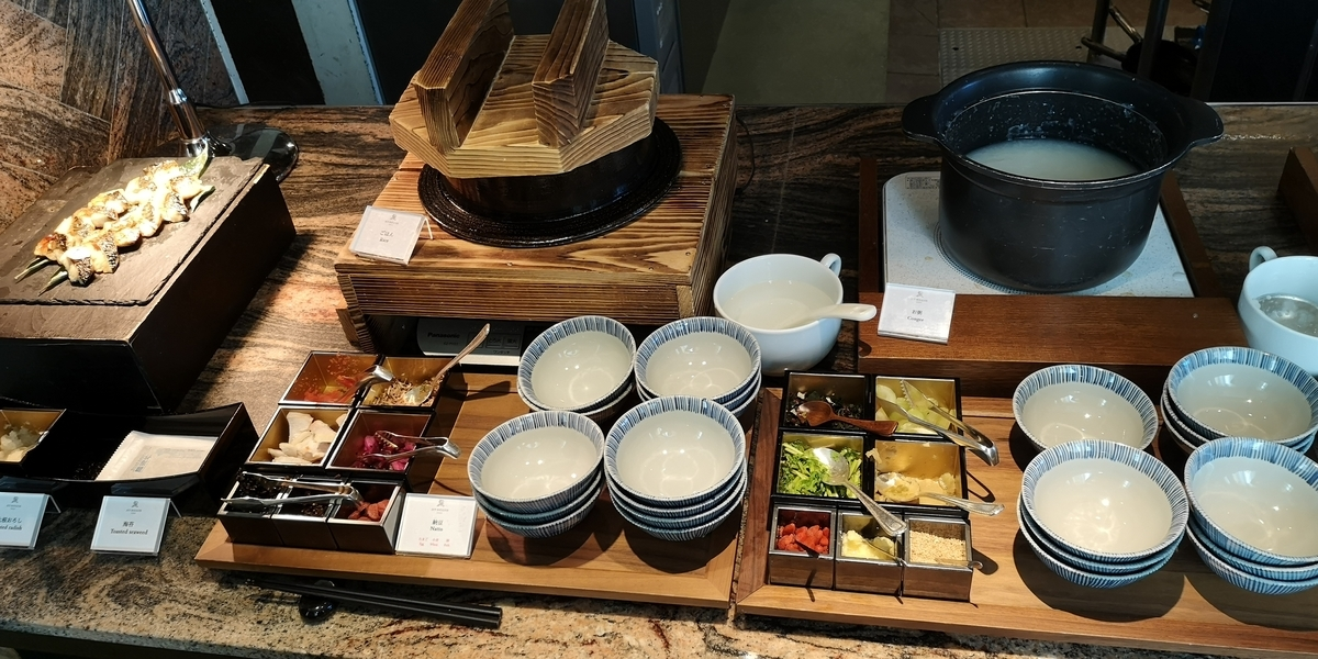 セントレジス大阪 ラ ベデュータ / La Veduta 朝食 ブッフェ