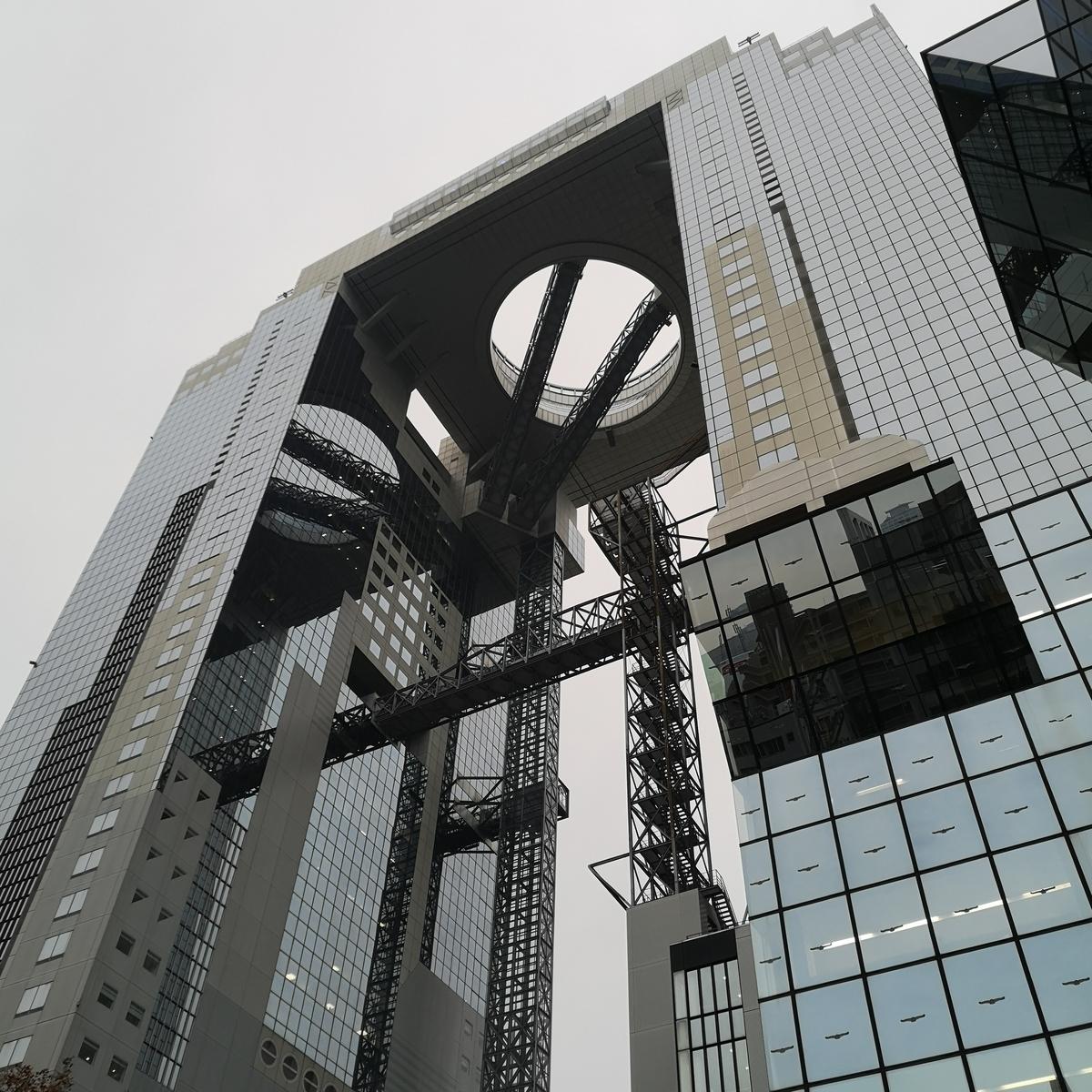 スカイビル 新梅田シティ